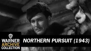 Northern Pursuit (1943) – Prisoner of War