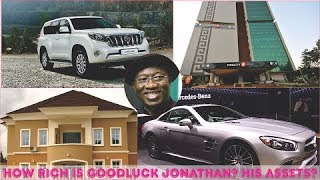 How Rich is Goodluck Jonathan in 2019? ► All His Mansion, Cars, Companies, Real Estate & Luxuries