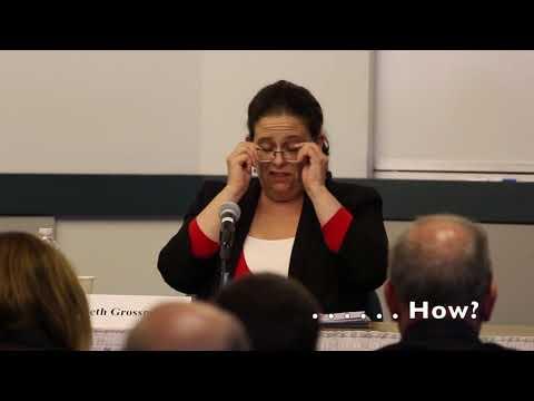 Beth Grossman, Candidate for Philadelphia District Attorney
