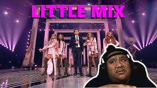 Download Little Mix Ft. Charlie Puth - Oops into Touch LIVE [MUSIC REACTION]