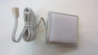 Светодиодный светильник RGB TAWIRA для подсветки в шкафах(Светодиодный светильник RGB TAWIRA для подсветки в шкафах - поможет создать уникальную атмосферу в квартире...., 2016-05-15T13:07:18.000Z)