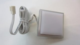 Светодиодный светильник RGB TAWIRA для подсветки в шкафах(, 2016-05-15T13:07:18.000Z)