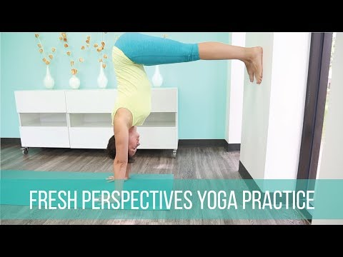 Fresh perspectives yoga practice