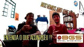 PÓS BRASIL GAME SHOW 2018!! - ENTENDA COMO FOI O EVENTO !!!