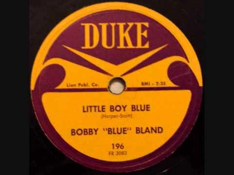 BOBBY BLAND   Little Boy Blue   1958