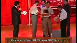 Meal Bilgi Yarışması Ödül Töreni -3