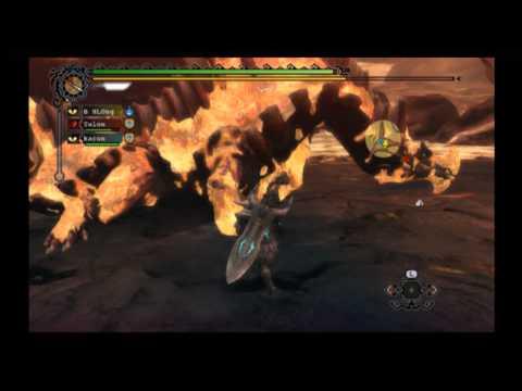 Monster hunt 3 (tri) Gameplay (3 vs 2 Agnaktor +)  HOT DEAL