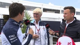 Live Q&A with Lance Stroll | F1 Canadian GP 2018