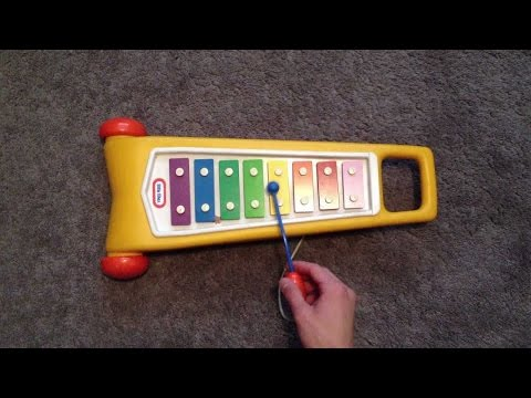 Do You Like Waffles on Little Tikes Xylophone - Demo Media