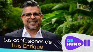 """Confesiones de Luis Enrique, """"El Príncipe de la Salsa"""""""