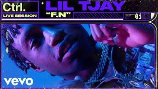 "Lil Tjay - ""F.N"" Live Session | Vevo Ctrl"