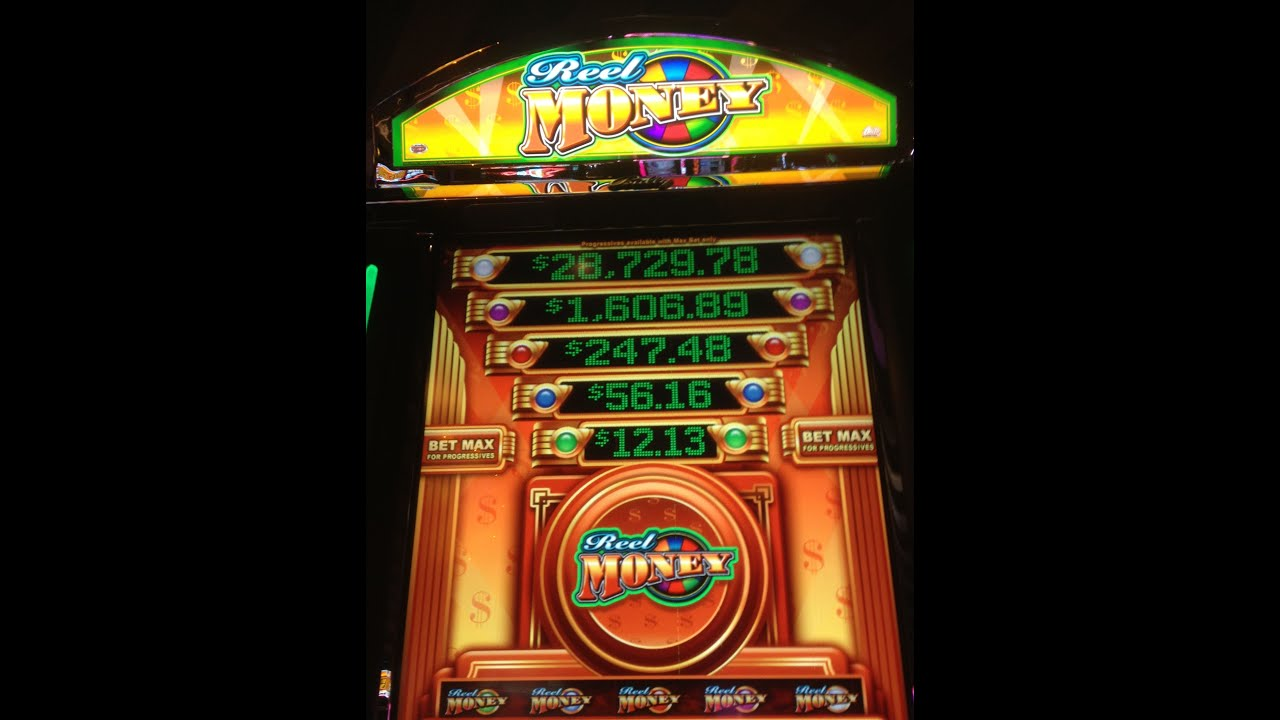 Reel Money Slot Machine
