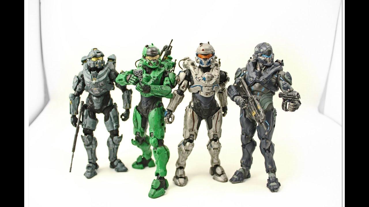 Halo 4: Идущий к рассвету 5, 6 серия смотреть онлайн