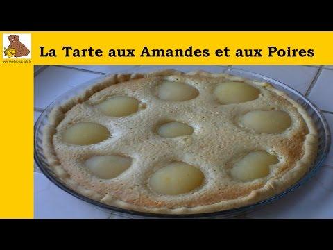 la-tarte-aux-amandes-et-aux-poires-(recette-rapide-et-facile)-hd