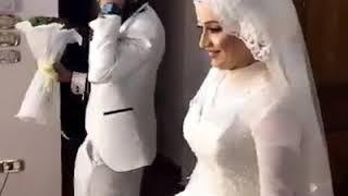 احلى عريس وعروسة / اجمل حالات واتس 💯