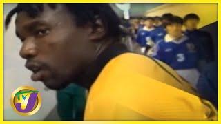 Reggae Boyz 1st World Cup Qualifier Win   TVJ Sports Commentary - Oct 14 2021