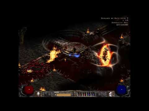 Diablo 2 MFing And Rune Hunting - Episode 4
