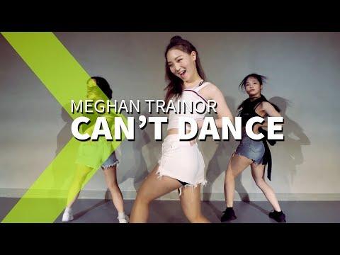 Meghan Trainor - Can't Dance / WENDY Choreography.