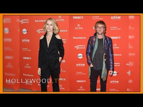 The Charming Tom Felton and Naomi Watts at Sundance - Hollywood TV