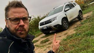 Dacia Duster 1.5 dci 4x4 | Radical SUV per una giornata FOLLE