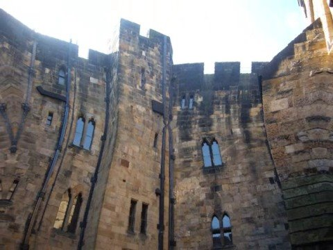 Alnwick Castle Hogwarts