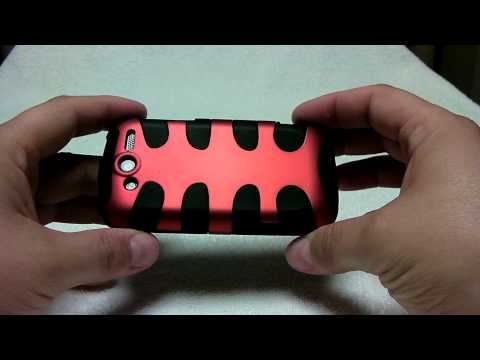 Fishbone Cell Phone Case Install / Review - Protect Your Phone !