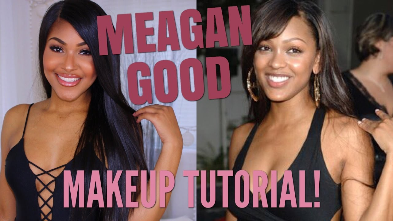 Natural summer makeup routine meagan good makeup tutorial youtube natural summer makeup routine meagan good makeup tutorial baditri Images