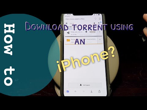 How To Download A Torrent File On An IPhone, IPad Or Any Other IOS Device