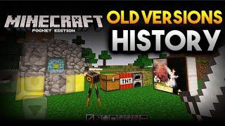 Minecraft PE: Old Versions History (0.1 ~ 0.9) // Evolution of MCPE