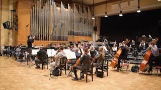 V. Novák - De profundis for large orchestra and organ, Op. 67