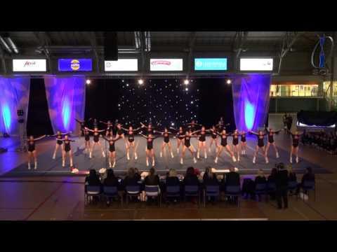LA 1  Cheer, Naiset | Helsinki Athletics Cheerleaders, HAC Enchanted