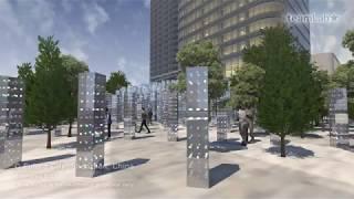 チームラボアーキテクツは、中国・深センにて中洲集団と都市開発プロジェクトを開始。都市のパブリック性を保ちつつ個人に合わせて変容(パーソナル化)する都市「Personalized City」を計画中。