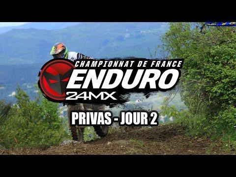 Enduro - Privas - Résumé dimanche