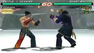 TEKKEN 6 ppsspp pc gameplay video-Ultra Hard