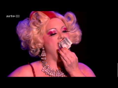 Cabaret Burlesque   Dirty Martini   Love America