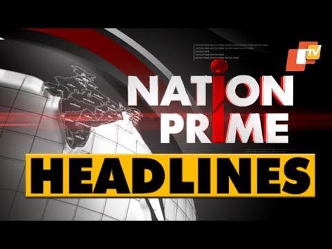 6 PM Headlines 12 June 2019 OdishaTV
