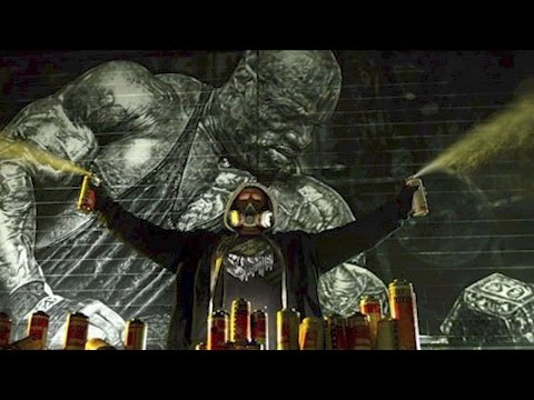 THE ARCHIVES - AUSTRALIA - MEATAXE - INSANE MURALS - NITRO GYM - DENNIS JAMES - SICK