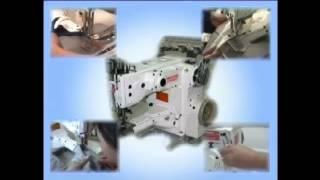 Yamato VT series :: Feed-up-the-Arm Interlock Stitch Machine thumbnail
