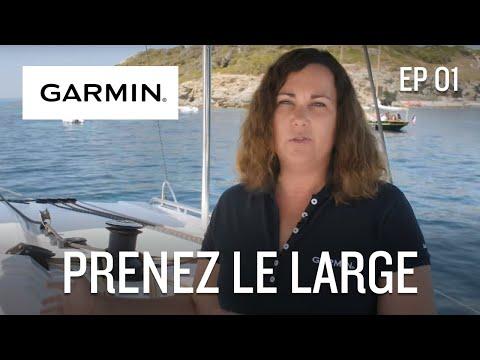 Prenez le large avec Garmin  Installation type voilier / catamaran