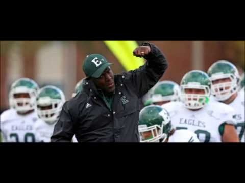 EMU COACH Ron English Fired!  Inappropriate Language Costs Eastern Michigan Football Coach His Job
