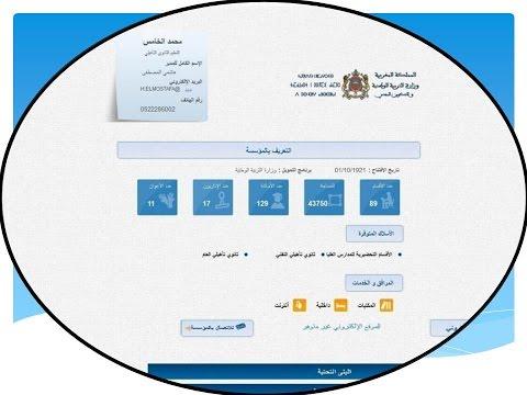 جديد و حصري : دليل المؤسسات التعليمية في موقع وزارة التربية الوطنية و التكوين المهني