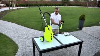 Marolex MX 20 - naprawa elementów opryskiwacza wózkowego