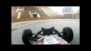 NitroTek Spirit Buggy - trening przed nowym sezonem 2012