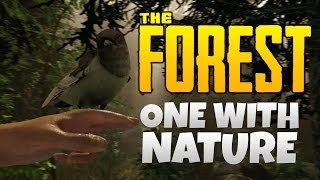 The Forest Gameplay #1 - ONE WITH NATURE (Steam Early Access)