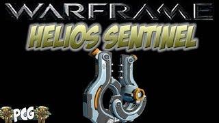 Warframe 12.5 ♠ Helios Sentinel