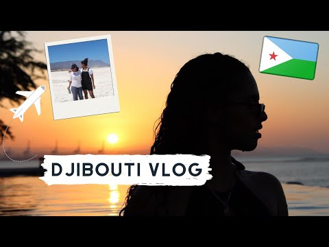 DJIBOUTI VLOG  | 1st time back home | Amani Couture