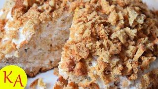 видео Рецепт приготовления торта «Трухлявый пень» в домашних условиях (с фото)