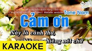 Cảm Ơn Karaoke Beat - Tone Nam thumbnail