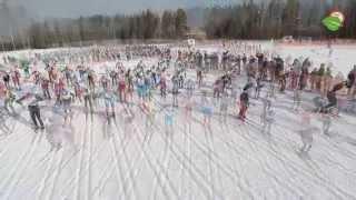 Открытый чемпионат республики по лыжным гонкам «Преодолей себя»