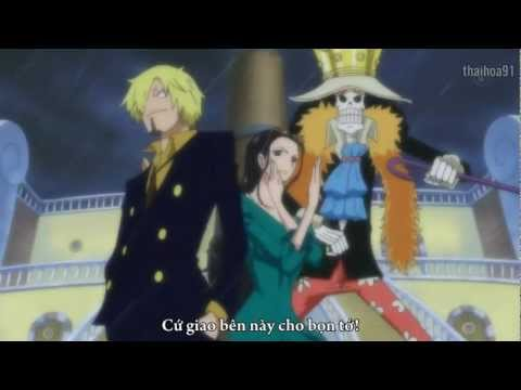The Best One Piece Episode 575 Việt Sub (Bonus One Piece Ending Song